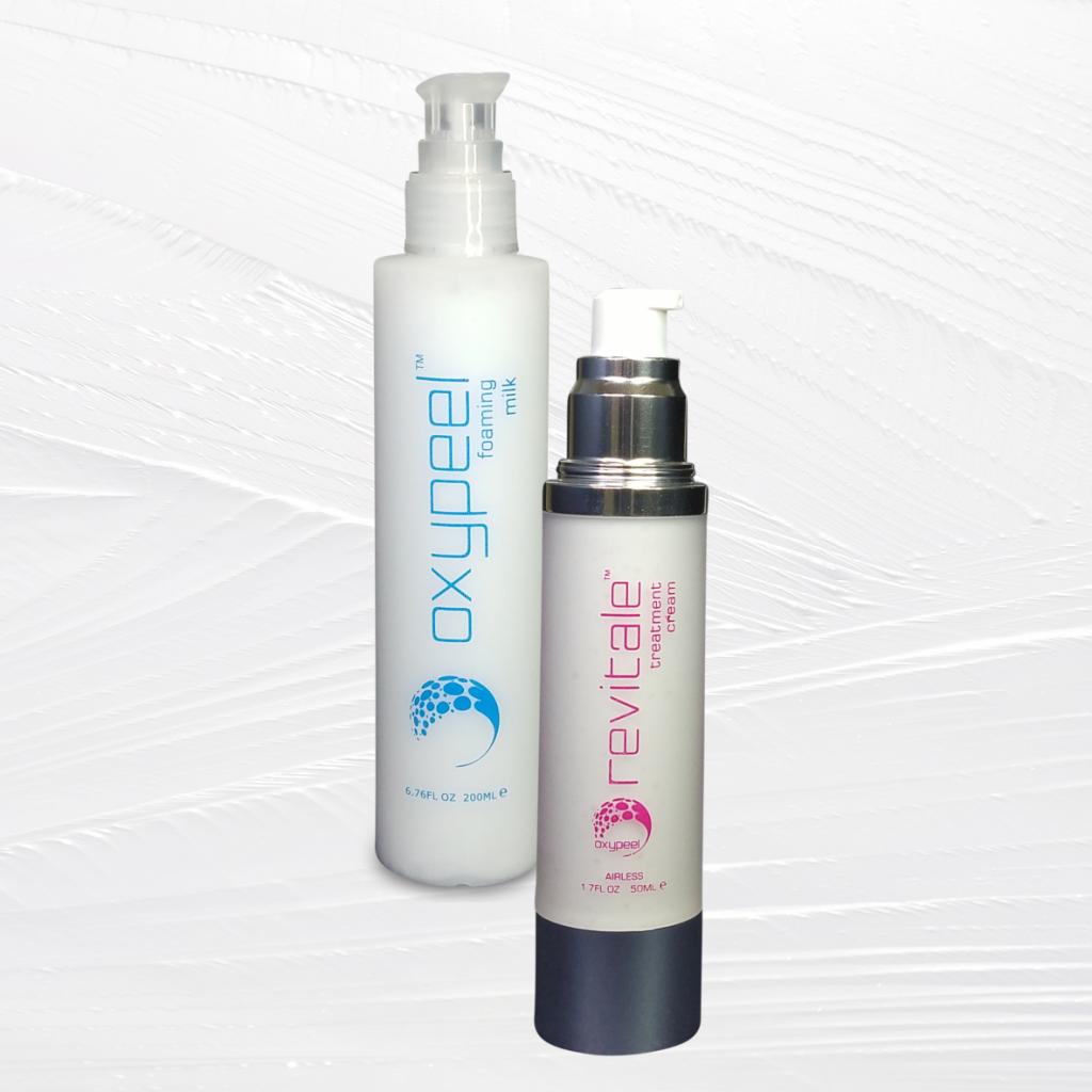 Oxypeel Sensitive Skin Duo