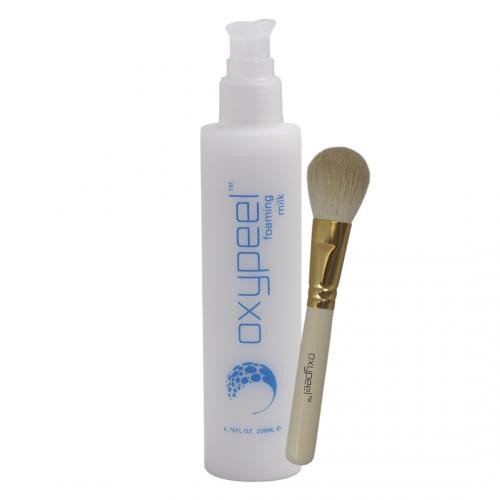 Oxypeel Fomaing Milk 200ml +brush