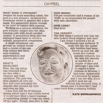oxypeel-daily-telegraph